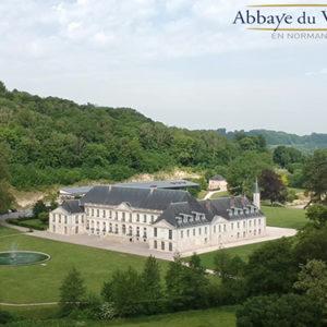 L'Abbaye du Valasse comme si vous y étiez !