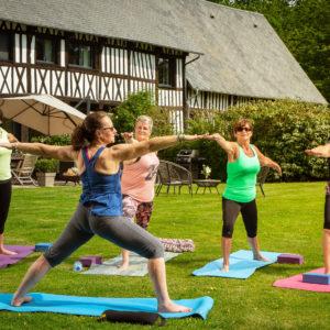 Week-end yoga entre amis